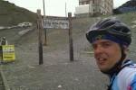 buff on a bike trip
