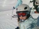 Tina Bukovnik skiing :)