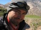 David Stropnik, novinar, ljubitelj ekstremnih športov, motorist... Vir: David Stropnik